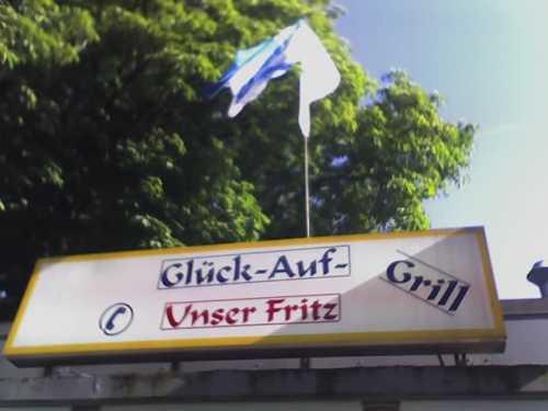 Glück Auf Grill
