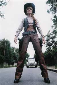 Francoise en Cowboy