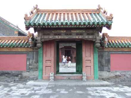 Shenyang Kaiserpalast