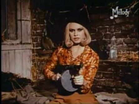 Bonnie & Clyde: Brigitte Bardot