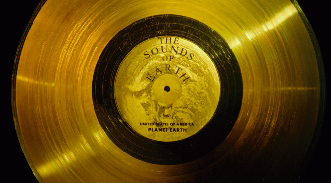"Voyager's ""Golden Record"""