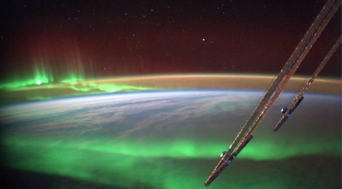 Video: Erde in 4k-Auflösung